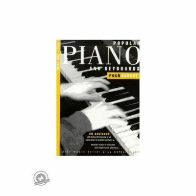 Rockschool Popular Piano And Keyboards - Grade 1