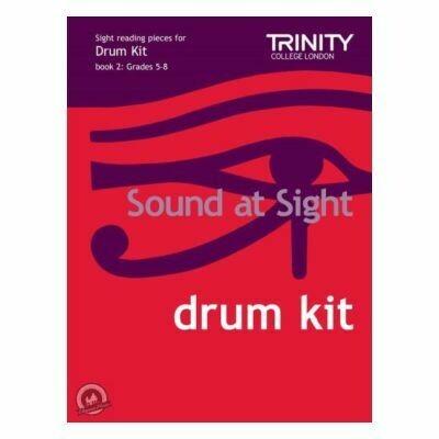Sound at Sight Drum Kit (Grades 5-8)