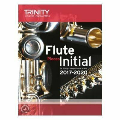 Trinity Flute Exam Pieces Initial, 2017-2020 (Score & Part)
