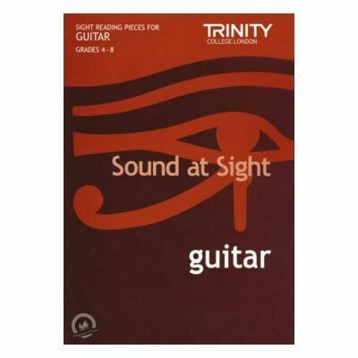 Trinity Guildhall Sound at Sight Guitar Grades 4-8