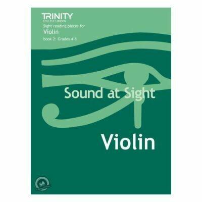 Sound At Sight Violin (Grades 4-8)