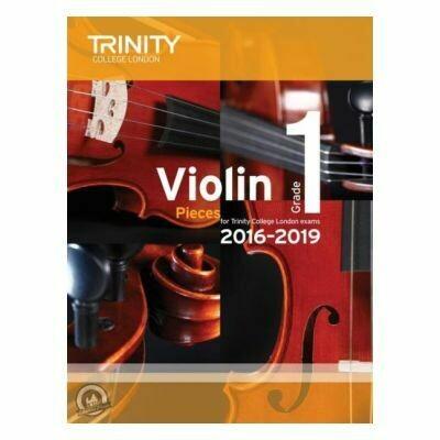 Trinity Violin 2016-2019. Grade 1 (Book with Part)