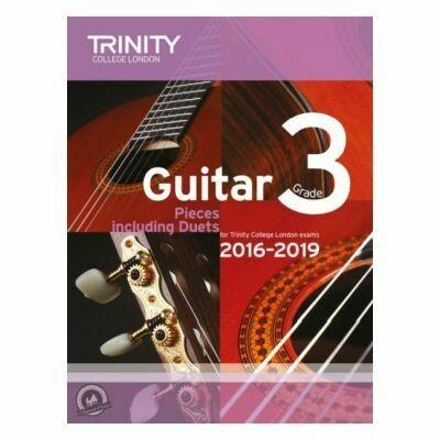 Trinity Guitar Exam Pieces Grade 3 2016-2019