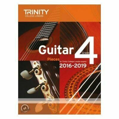Trinity Guitar Exam Pieces Grade 4 2016-2019