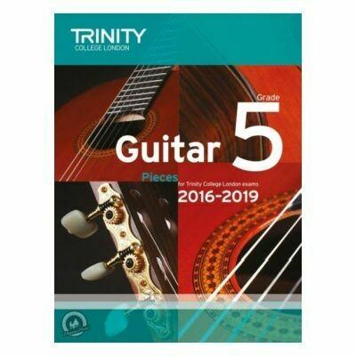 Trinity Guitar Exam Pieces Grade 5 2016-2019