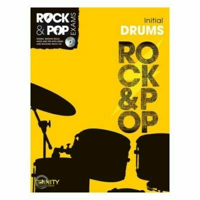 Trinity Rock & Pop Exams: Drums Initial (Book & CD)