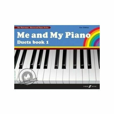 Me & My Piano Duets 1 (New Ed.)