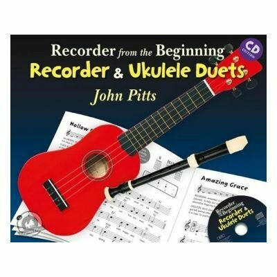 Recorder From The Beginning - Recorder And Ukulele Duets (with CD)