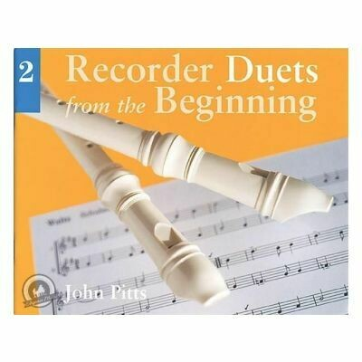 Recorder Duets From The Beginning - Pupil's Book 2