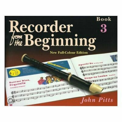 Recorder From The Beginning : Pupil's Book 3