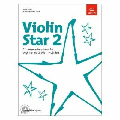 Violin Star 2, Accompaniment book (Book Only)
