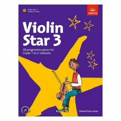 Violin Star 3, Student's book (Book with CD)