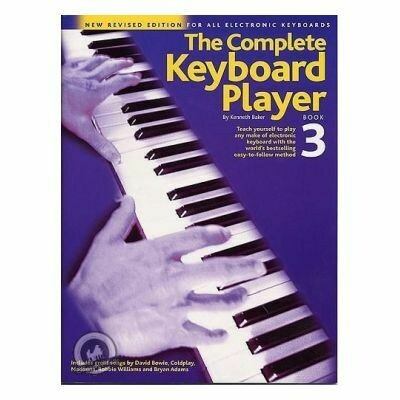 Complete Keyboard Player 3 (Revised Edition)