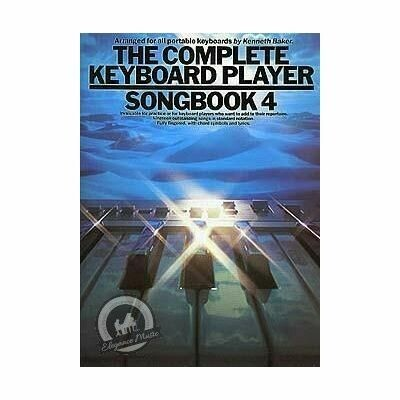 Complete Keyboard Player: Songbook 4