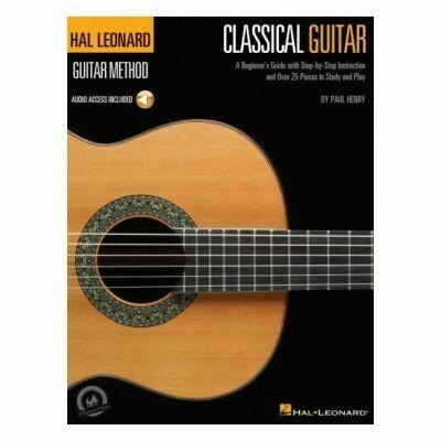 The Hal Leonard Classical Guitar Method