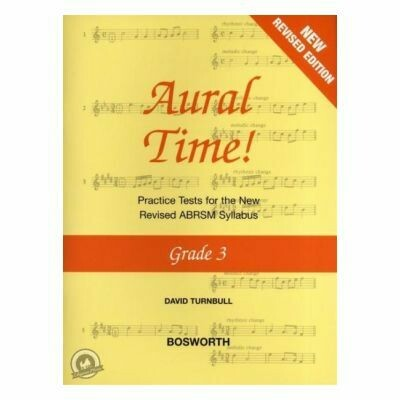 Aural Time! - Grade 3 (ABRSM Syllabus From 2011)