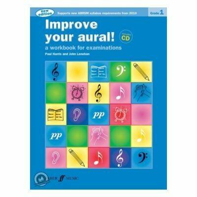 Improve Your Aural! Grade 1 (book/CD)