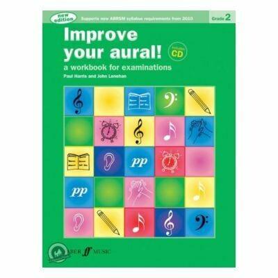 Improve Your Aural! Grade 2 (book/CD)
