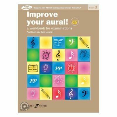Improve Your Aural! Grade 3 (book/CD)
