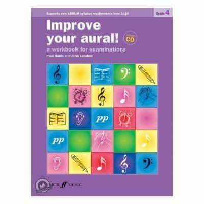 Improve Your Aural! Grade 4 (book/CD)