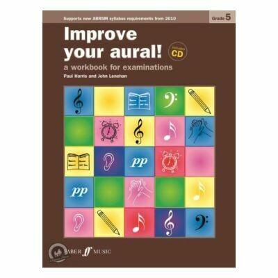 Improve Your Aural! Grade 5 (book/CD)
