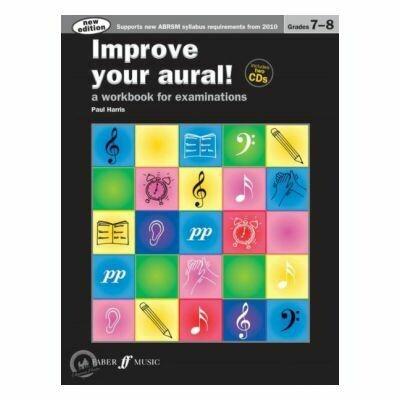 Improve Your Aural! Grades 7-8 (book/CD)