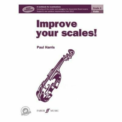 Improve Your Scales! Violin Grade 4 NEW