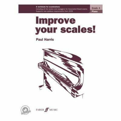 Improve Your Scales! Piano Grade 4 NEW