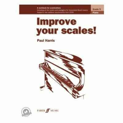 Improve Your Scales! Piano Grade 5 NEW