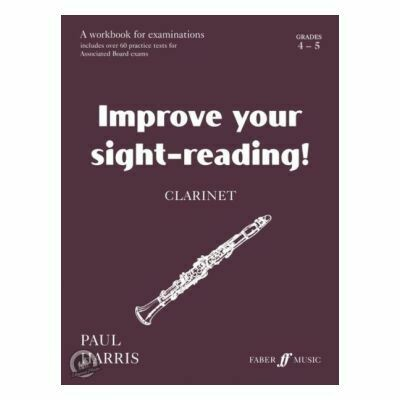 Improve Your Sight-reading! Clarinet Grades 4-5