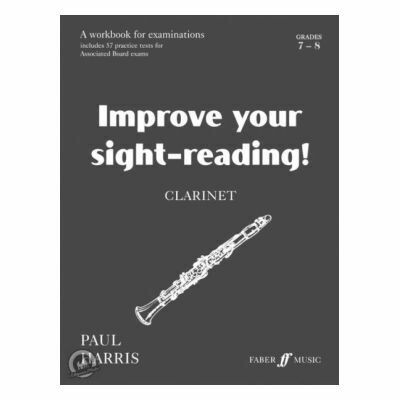 Improve Your Sight-reading! Clarinet Grades 7-8
