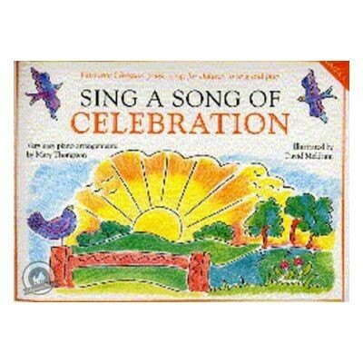 Sing A Song Of Celebration (PVG)