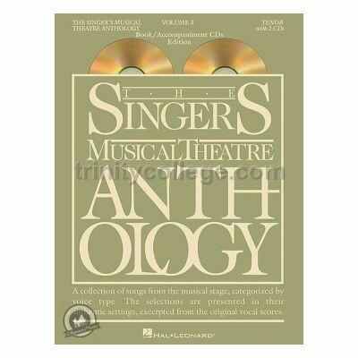 Singers Musical Theatre. Mezzo Sop 3 (PVG)