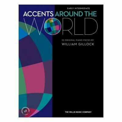 Accents Around the World for Piano