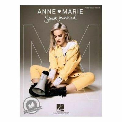 Anne-Marie: Speak Your Mind (PVG)