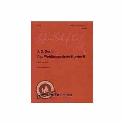 Bach, J S: The Well Tempered Clavier BWV 870-893 Book 2
