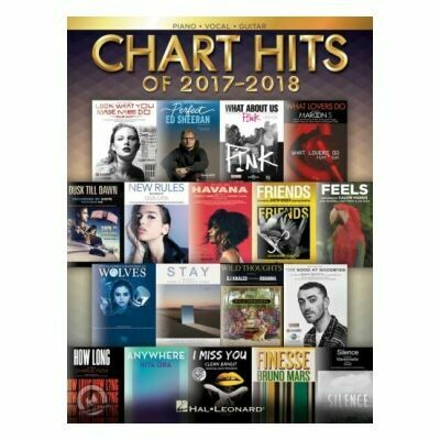 Chart Hits of 2017-2018 (PVG)