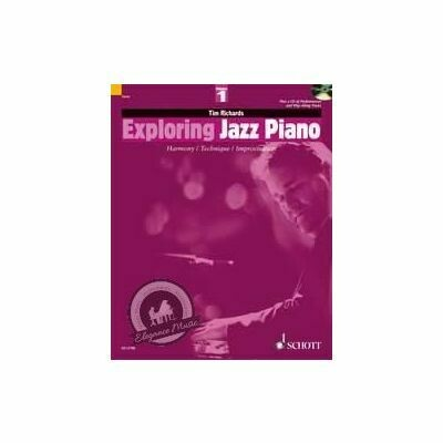 Exploring Jazz Piano 1