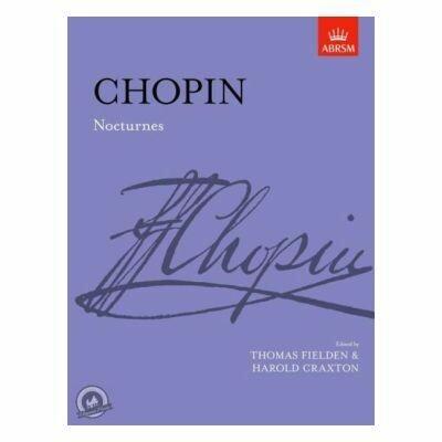 Frederic Chopin: Nocturnes For Piano Solo