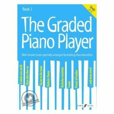 Graded Piano Player, The: Grades 2-3