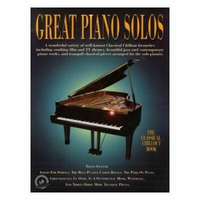 Great Piano Solos - The Classical Chillout Book