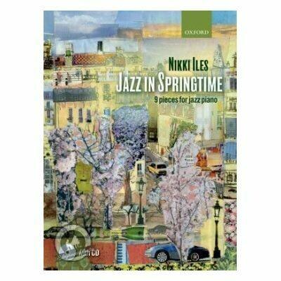 Jazz in Springtime - 9 pieces for jazz piano