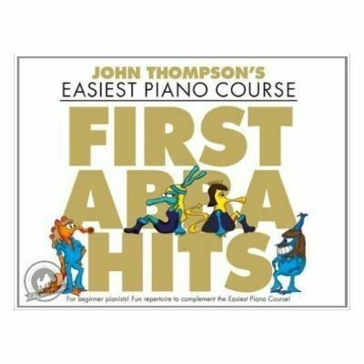 John Thompson's Easiest Piano Course First Abba Hits