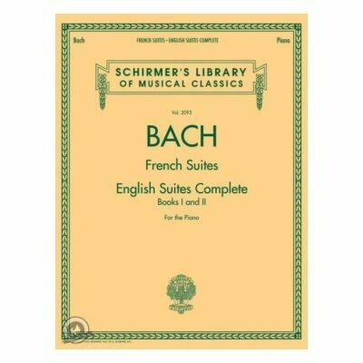 J.S. Bach: French Suites / English Suites Complete