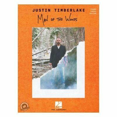 Justin Timberlake - Man of the Woods (PVG)
