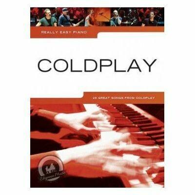 Really Easy Piano: Coldplay