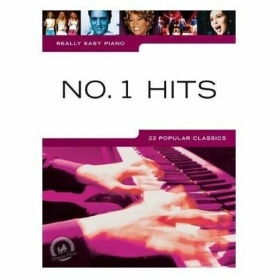 Really Easy Piano: No.1 Hits