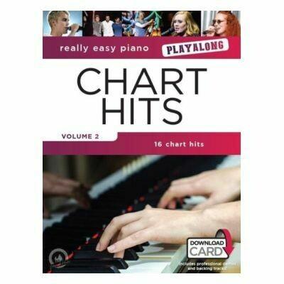 Really Easy Piano Playalong: Chart Hits Volume 2