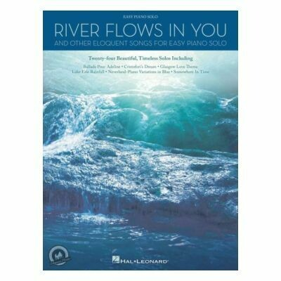 River Flows in You and Other Eloquent Songs - For Easy Piano
