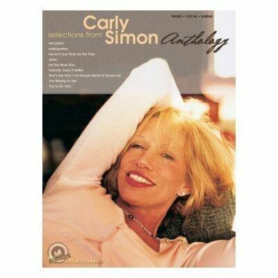 Selections From Carly Simon Anthology (PVG)